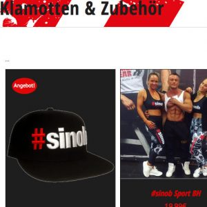 Shit is not our Business - Gym Wear für ehrliche Sportler