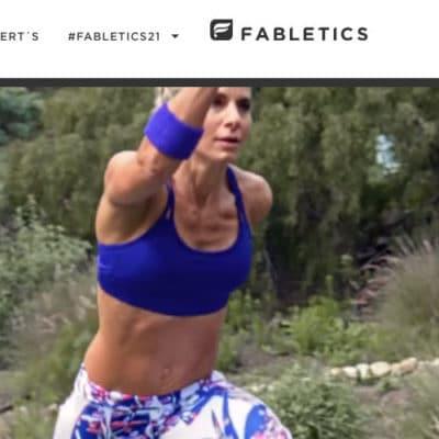 Der Yoga Mode und Fitness Mode Shop für Frauen. FABLETICS