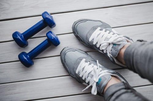 Besonderes Zubehör für besondere Gym Sportler
