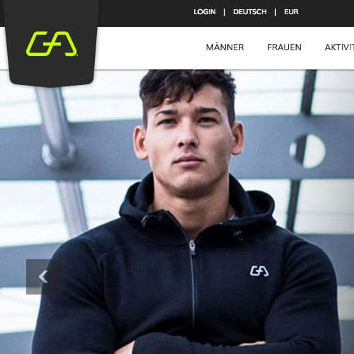 Gym Aesthetics ist die Gym Mode Marke für ästhetische Menschen