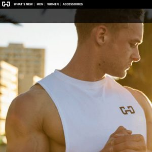 Gym Junkie gehört zu den coolsten Marken im Bereich Gym Wear