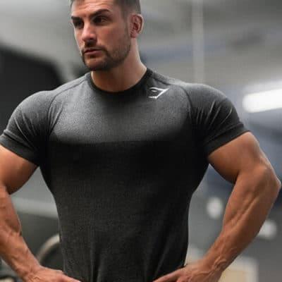 Gym Shark ist die bekannteste Modemarke im Bereich Gym Wear.