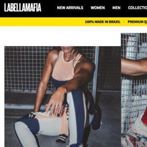 Labellamafia ist DIE Marke für modebewusste, sportliche Frauen. Hier gibt es die coolste Yoga Pants und Leggins