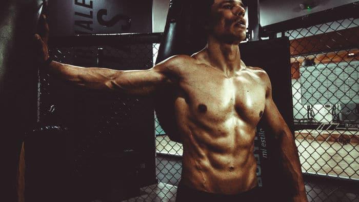 Trainingsplan für das Fitnessstudio