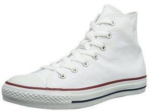 Chucks sind gute Schuhe für das Fitnessstudio