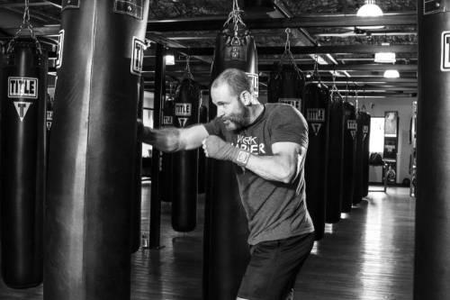 Boxausrüstung Kampfsport