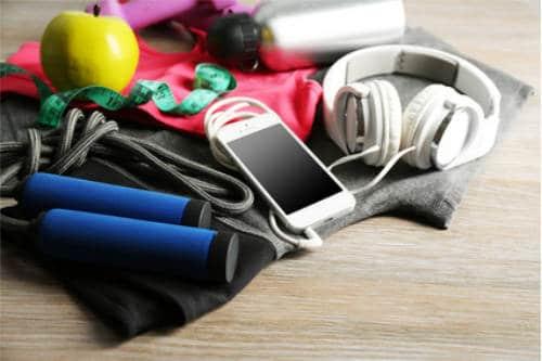 Ausrüstung für Home Workout